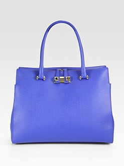 Furla Exclusively for Saks Fifth Avenue - Mediterranea Saffiano Shopper