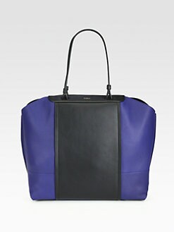 Furla Exclusively for Saks Fifth Avenue - Regina Colorblock Shopper
