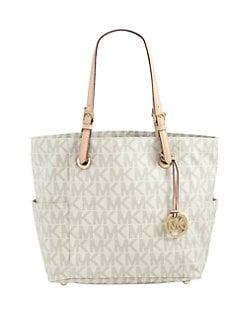 MICHAEL MICHAEL KORS - Signature Logo-Patterned Tote
