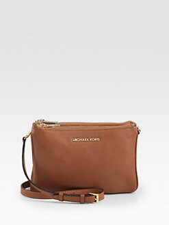 MICHAEL MICHAEL KORS - Gusset Crossbody Bag