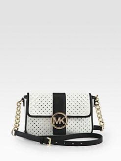MICHAEL MICHAEL KORS - Fulton Small Messenger Bag