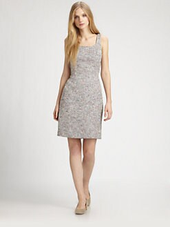 Tory Burch - Tweed Emma Dress