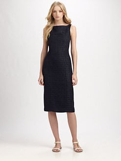 Tory Burch - Tweed Jackson Dress