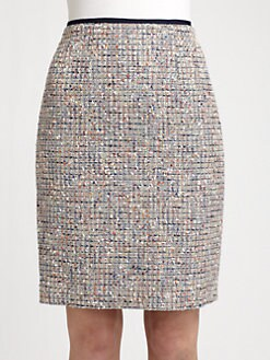 Tory Burch - Tweed Emma Skirt