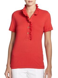 Tory Burch - Lidia Polo Shirt