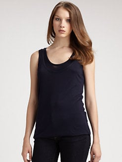 Tory Burch - Double Jersey Tank