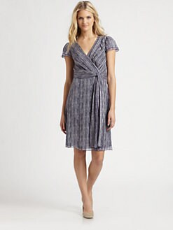 Tory Burch - Silk Venice Dress