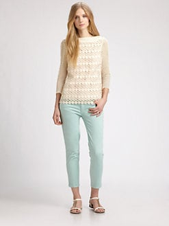 Tory Burch - Charlotte Top