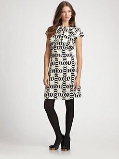 Tory Burch - Shirley Woven Silk Dress