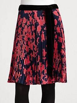Tory Burch - Ruby Pleated Skirt