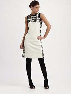 Tory Burch - Denise Lace Sheath Dress