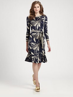 Tory Burch - Silk Claire Dress