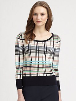 Tory Burch - Falon Cotton Sweater