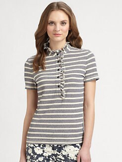 Tory Burch - Lidia Polo Top