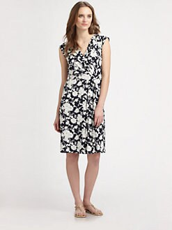 Tory Burch - Victoria Stretch Silk Dress