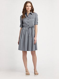 Tory Burch - Blythe Shirtdress
