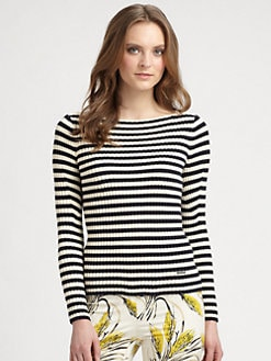 Tory Burch - Verona Cotton Sweater