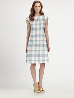 Tory Burch - Kenny Cotton Dress