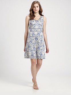 Tory Burch - Silk Gene Dress