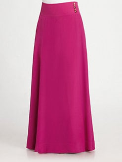 Tory Burch - Silk Kathleen Skirt