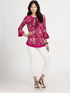 Tory Burch - Gwenna Tunic