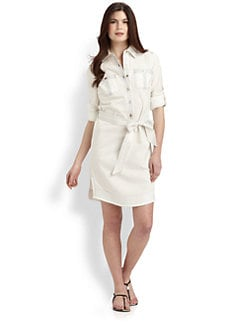 Tory Burch - Edelia Shirt Dress