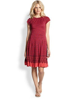 Tory Burch - Sophia Silk Dress