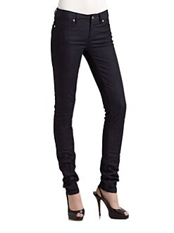 Tory Burch - Denim Leggings