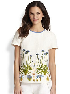 Tory Burch - Katama Top