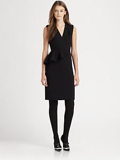 Tory Burch - Brooklyn Peplum Dress