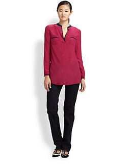 Tory Burch - Silk Tamara Tunic