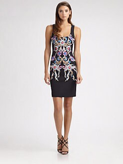 Roberto Cavalli - Jubilee Print Dress