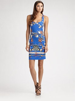 Roberto Cavalli - Thalassa Print Dress