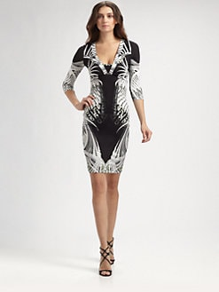 Roberto Cavalli - Printed Dress