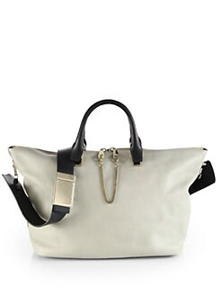 Chloe - Baylee Large Colorblock  Satchel