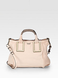 Chloe - Ethel Medium Top Handle Bag