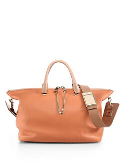 Chloe - Baylee Medium Bicolor Shoulder Bag