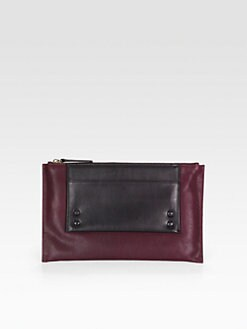 Chloe - Alice Bicolor Clutch