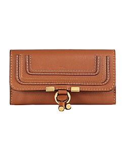 Chloe - Marcie Flap Continental Wallet