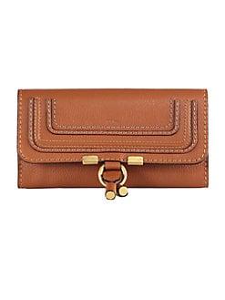 Chloe - Marcie Flap Continental Wallet