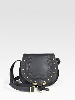 Chloe - Marcie Small Mini Studded Crossbody