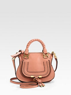 Chloe - Mini Marcie Crossbody Bag