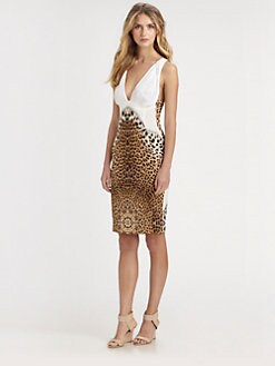 Just Cavalli - Wild Carpet Cady Dress