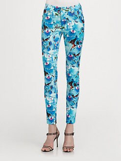 Just Cavalli - Aphrodite Printed Pants