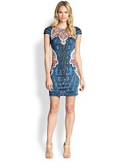 Just Cavalli - Medallion Dress