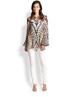Just Cavalli - Animal-Print Tunic