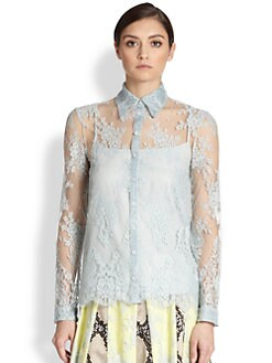Erdem - Lace Blouse