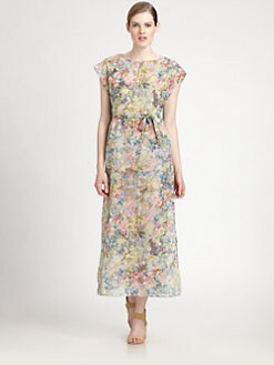 Erdem - Mary Ann Floral Coverup