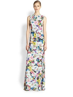 Erdem - Silk Morwenna Dress