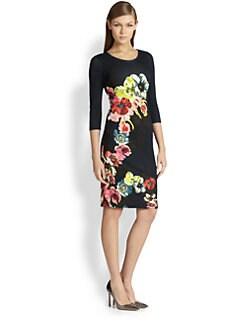 Erdem - Allegra Floral Dress
